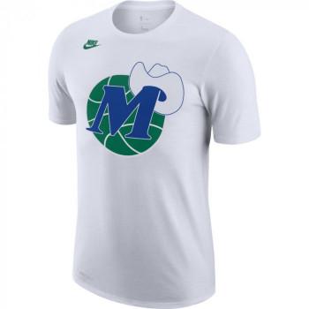 T-shirt Dallas Mavericks Classic Edition Logo white NBA | Nike