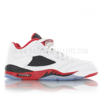 Air Jordan 5 Retro Low Fire Red Enfant GS | Air Jordan