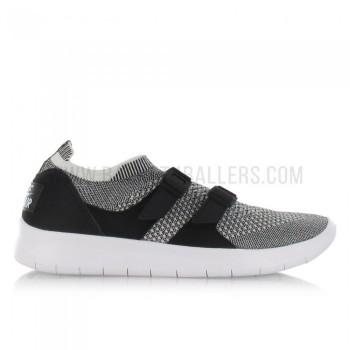Nike Sock Racer Flyknit Femme black/white | Nike