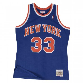 Swingman Jersey - Patrick Ewing  33 Royal/orange | Mitchell & Ness