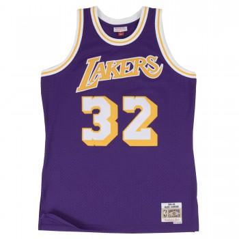 Maillot NBA Magic Johnson LA Lakers 1984-85 Swingman Mitchell&Ness | Mitchell & Ness