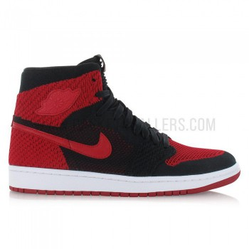 Air Jordan 1 Retro High Flyknit Bred | Air Jordan