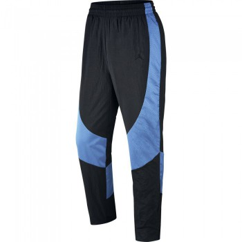 Pantalon Men's Jordan Sportswear Wings Woven Pant black/university blue/black | Air Jordan