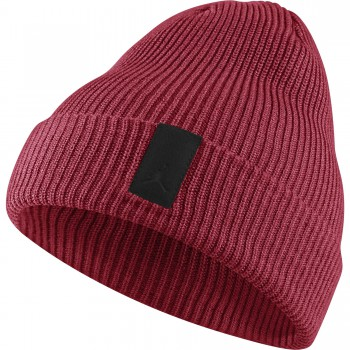Casquettes Jordan Loose Gauge Cuff Knit Hat gym red | Air Jordan