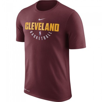 T-shirt Cleveland Cavaliers Nike Dry team red | Nike