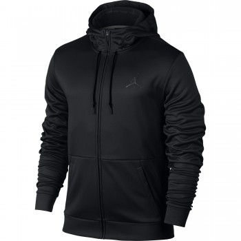 Sweat Jordan Therma 23 Alpha Training Full-zip black/anthracite | Air Jordan