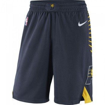 Short Indiana Pacers Nike Icon Edition Swingman college navy/amarillo/white | Nike