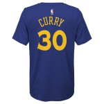 Icon Name & Number Ss Tee Warriors Curry Stephen Nba Nike (image n°4)