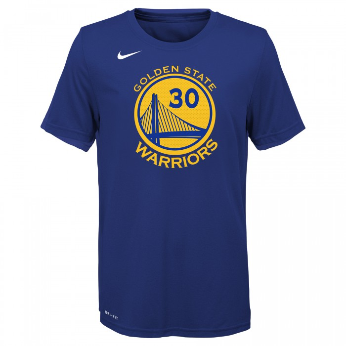 Icon Name & Number Ss Tee Warriors Curry Stephen Nba Nike