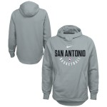 Color  Gris du produit Sweat capuche NBA Enfant San Antonio Spurs Nike
