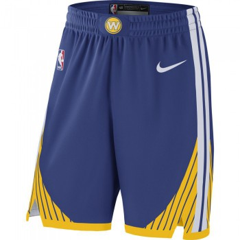 Short Golden State Warriors Nike Icon Edition Authentic rush blue/white | Nike