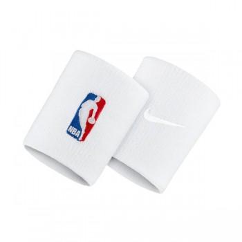 Poignets éponge NBA Nike Blanc | Air Jordan