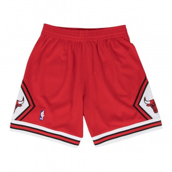 Swingman Shorts Mn-nba-540b-chibul-red-2xl | Mitchell & Ness