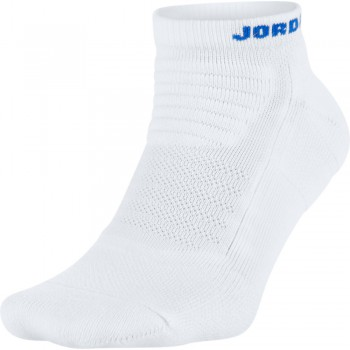 Chaussettes Jordan Dry Flight 2.0 Ankle Socks white/hyper royal | Air Jordan
