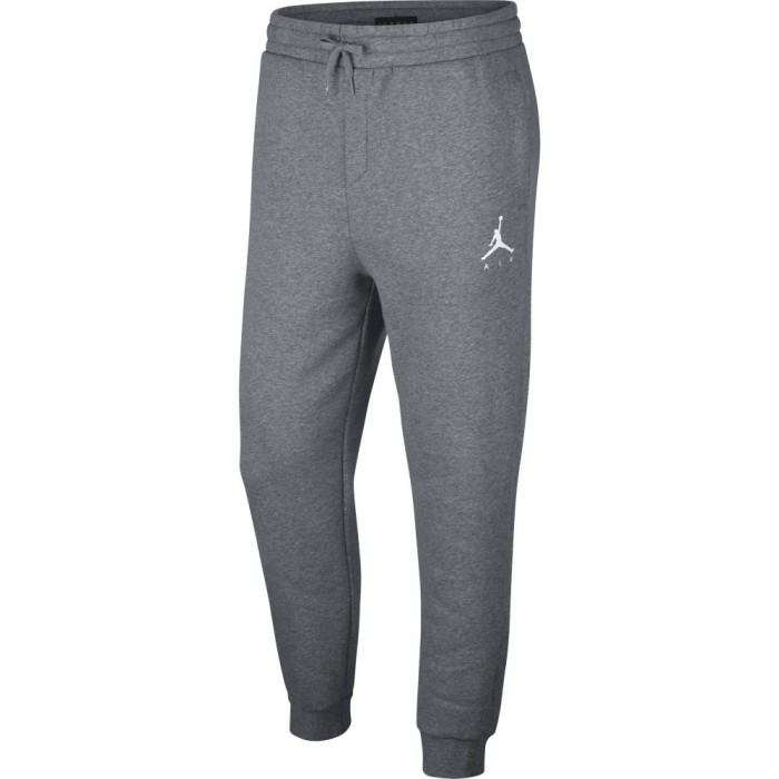 Pantalon Jordan Sportswear Jumpman Fleece Men's Pants carbon heather/white