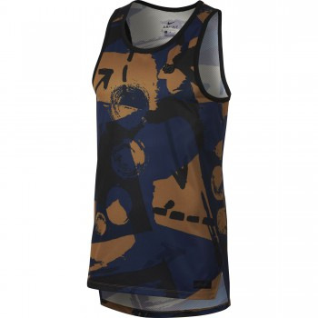 Maillot Kd Hyper Elite midnight navy/black/white | Nike