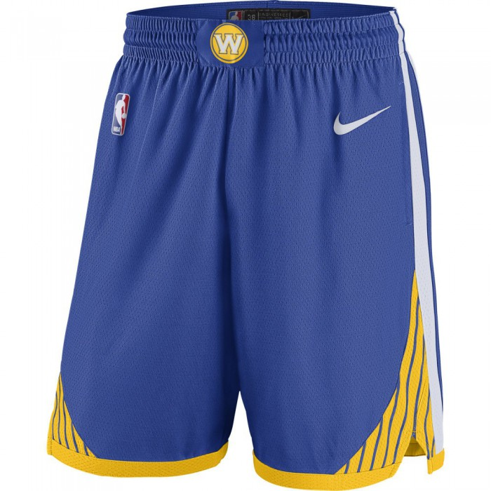 Short Gsw M Nk Swgmn Short Road 18 rush blue/white/amarillo/white