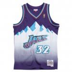 Maillot NBA Karl Malone Utah Jazz 1996-97 Swingman Mitchell&Ness (image n°1)