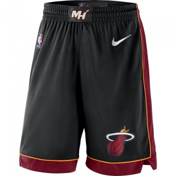 Short Mia M Nk Swgmn Short Road 18 black/tough red/white | Nike