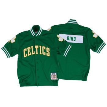 Shooting Shirt NBA Boston Celtics Larry Bird | Mitchell & Ness