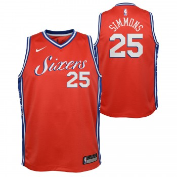 Swingman Statement Jersey 76ers Simmons Ben Nba Nike | Nike