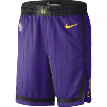 Short Lal M Nk Swgmn Short Ce 18 field purple/amarillo | Nike