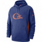 Color  Bleu du produit Sweat Cleveland Cavaliers Nike NBA City Edition
