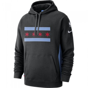 Sweat Chicago Bulls Nike black/valor blue/white | Nike