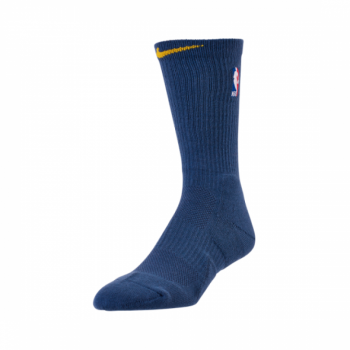 Chaussettes Golden State Warriors Nike Elite Crew City Edition blue | Nike