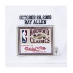 Nba Authentic Jerseys - 2008 - 09 Ray Allen 20 Home Ba688c-bce-w-jhf-xl (image n°3)