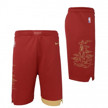 City Edition Swingman Short Rockets Nba Nike | Nike