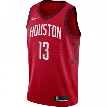 Maillot James Harden Houston Rockets Nike Earned Edition swingman | Nike