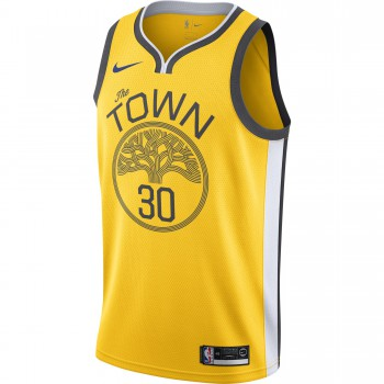 Maillot Stephen Curry Golden State Warriors Nike Earned Edition swingman | Nike