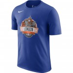 Color  Bleu du produit T-shirt London Game 2019 rush blue