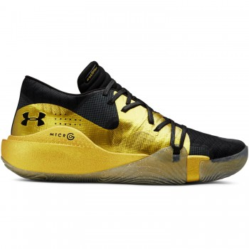Ua Spawn Low-blk | Under Armour
