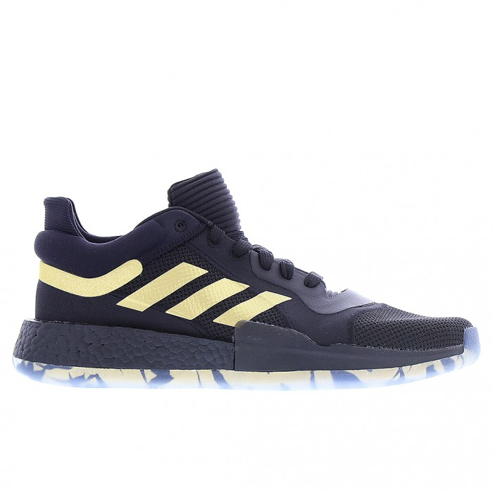 adidas Marquee Boost Low Hype Pack Black Gold