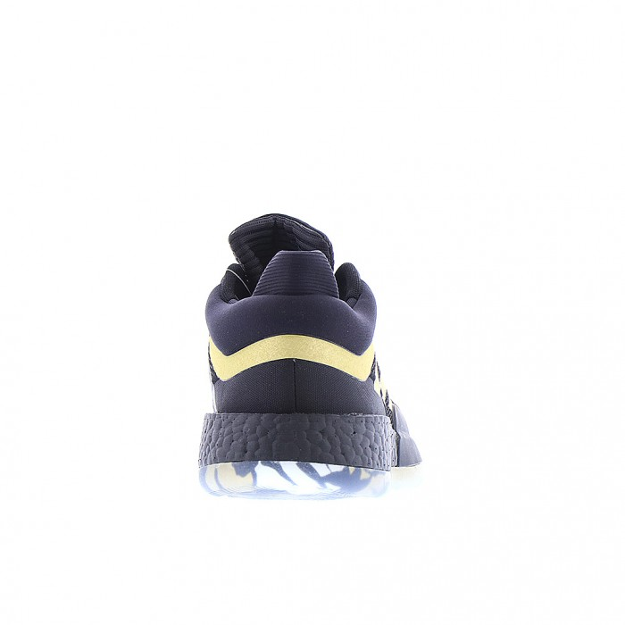 adidas Marquee Boost Low Hype Pack Black Gold Basket4Ballers