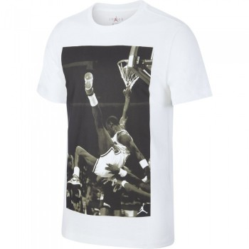 T-shirt Jordan Hangtime Photo white | Air Jordan