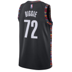 Maillot Biggie Brooklyn Nets Nike City Edition Swingman (image n°2)