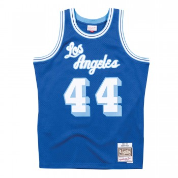 Maillot NBA Jerry West Los Angeles Lakers 1960-61 Swingman Mitchell&Ness | Mitchell & Ness