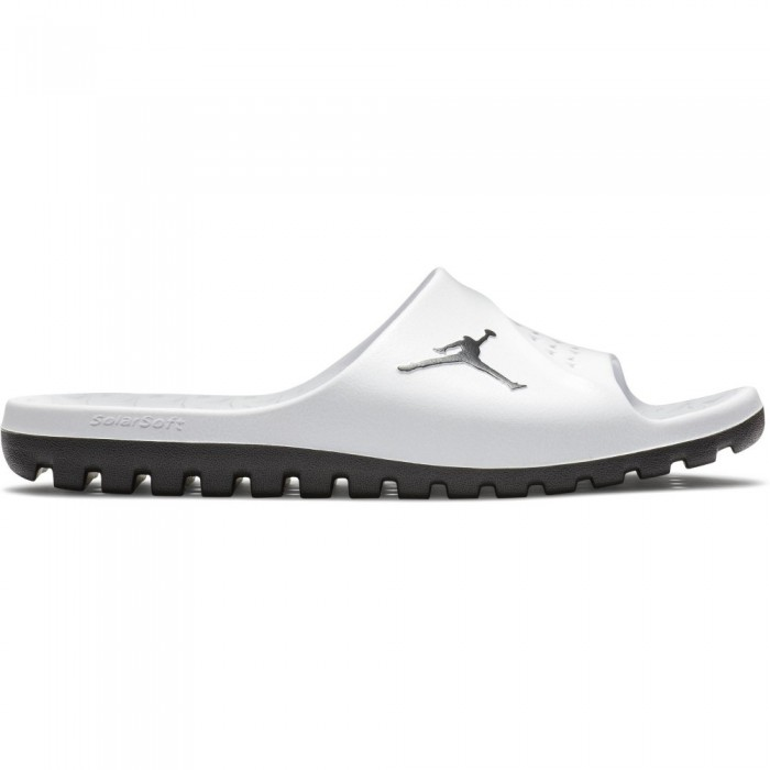 Claquettes Jordan Super.fly Team 2 Graphic white/black-pure platinum