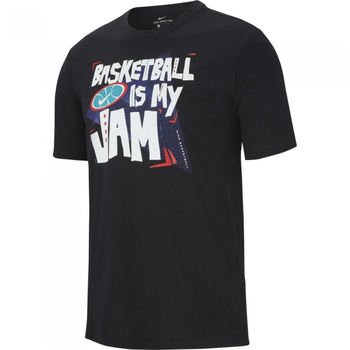 "T-shirt Nike Dri-fit ""jam"" black"