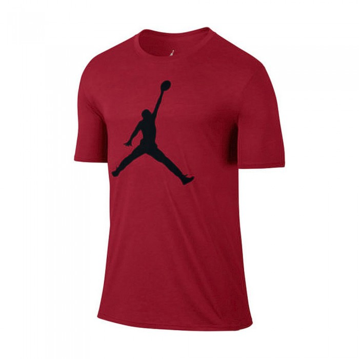 T-shirt Jordan Jumpman gym red/black