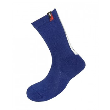 Chaussettes Nike NBA Kyrie Elite blue void/white/cool grey | Nike
