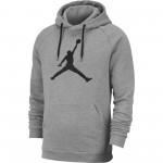 Sweat Jordan Jumpman Logo carbon heather/black (image n°3)