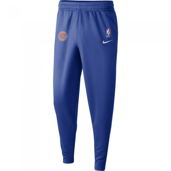 Pantalon New York Knicks Nike Spotlight rush blue/black