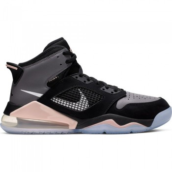 Jordan Mars 270 black/reflect silver-gunsmoke | Air Jordan