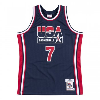 Authentic Jersey Nba - Larry Bird Ajy4gs18410-usanavy92lbi-xs | Mitchell & Ness