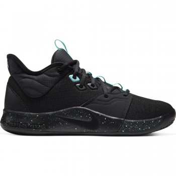 Nike PG 3 black/black-light aqua | Nike