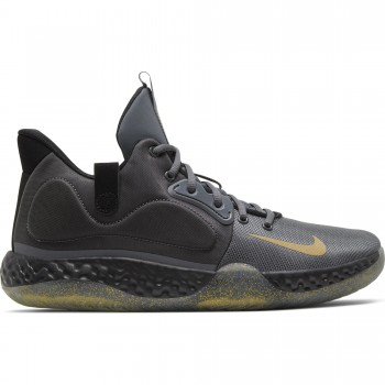 Nike Kd Trey 5 VII dark grey/metallic gold-black-club gold | Nike